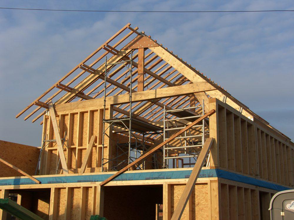 Casa Prima - bio-ecologische houtskeletbouw